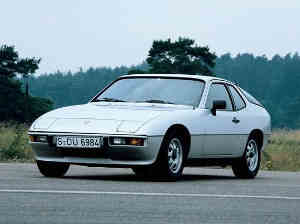 Porsche 924 voitures youngtimers