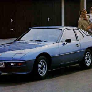 Porsche 924 125 ch youngtimer