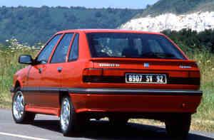 Renault 21 TXI QUADRA