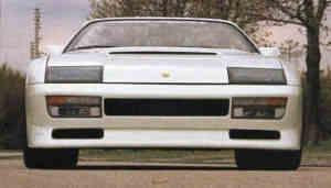 Koenig Testarossa Turbo Cabriolet