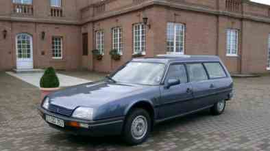 Citroën CX 25 TRI Break youngtimer