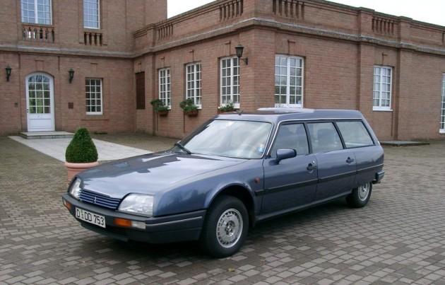 Citroën CX 25 TRI Break youngtimer