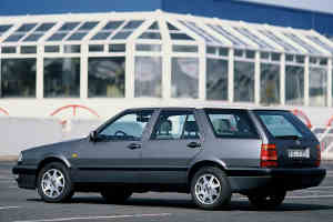 Lancia Thema Station Wagon Turbo