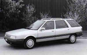 Renault 21 Nevada GTX et TXE