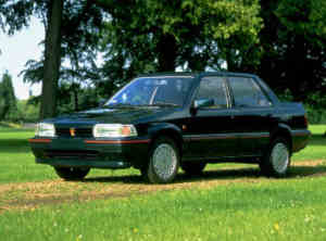 Rover 216 Vitesse EFi voiture youngtimer