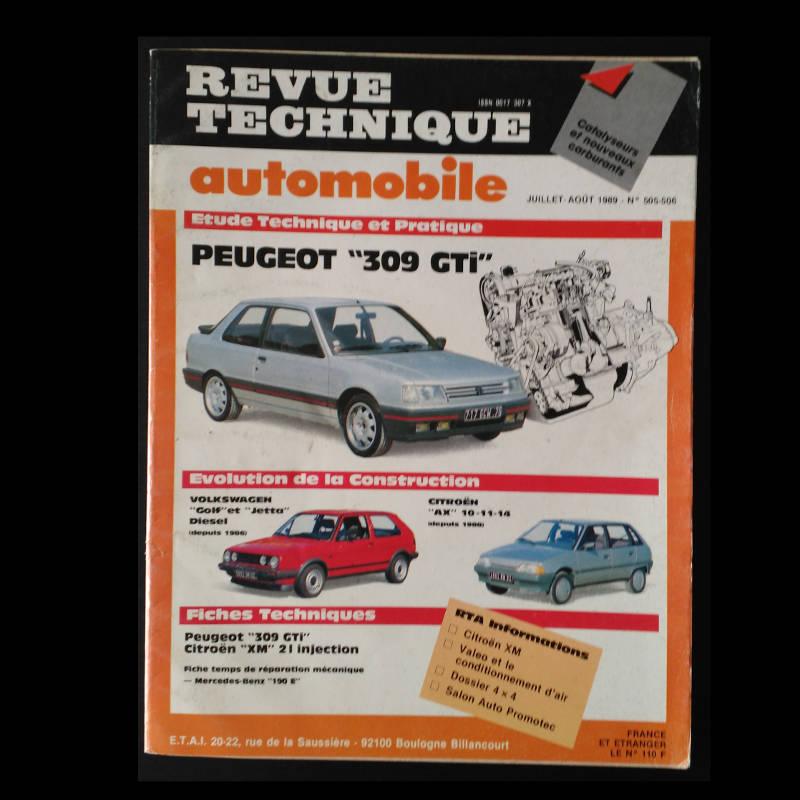 RTA Peugeot 309 GTI