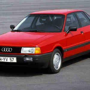 Audi 80 1.8 E 112 ch voitures youngtimers