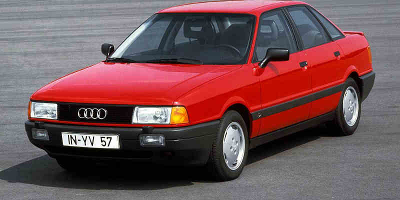 audi 80 1 8 e 112 ch d j une youngtimer voitures youngtimers. Black Bedroom Furniture Sets. Home Design Ideas