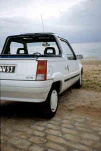Renault Supercinq Belle île