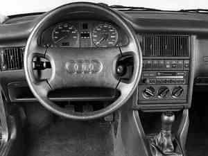 Intérieur Audi 80 B3 1.8 E