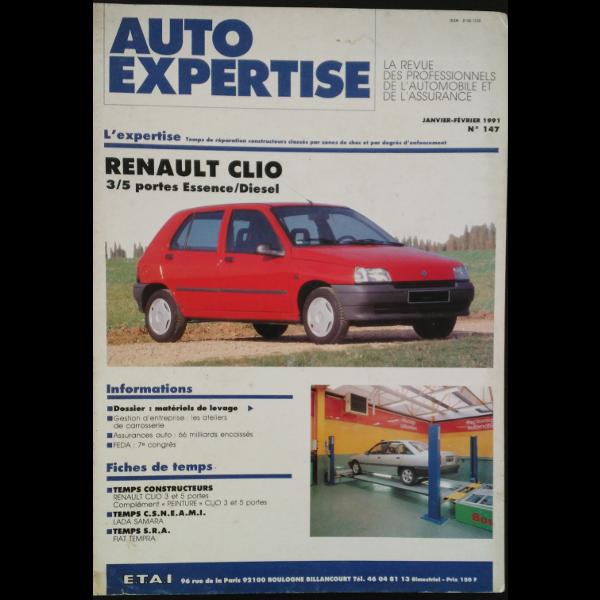 Revue Auto Expertise Renault Clio