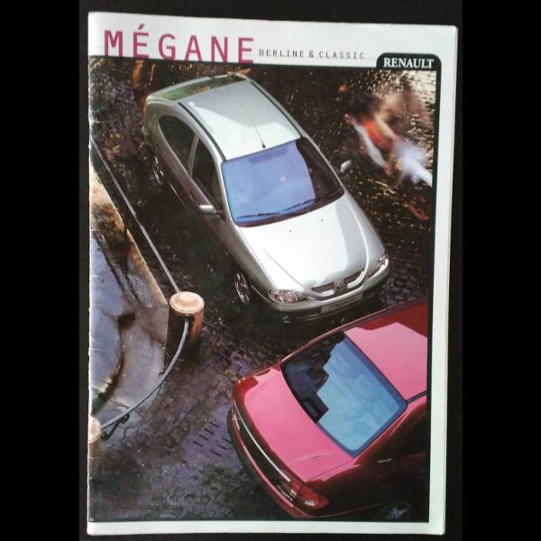Brochure Renault Mégane