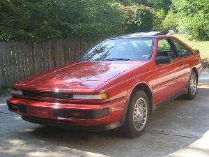 Nissan Silvia Turbo youngtimer