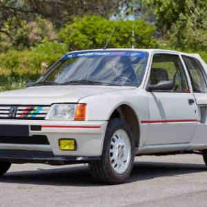 Peugeot 205 Turbo 16 à vendre