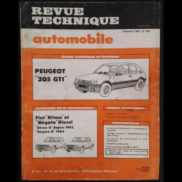 RTA Peugeot 205 GTI