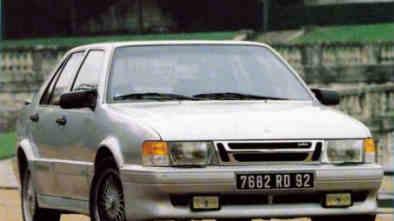 Saab 9000 Turbo 16 SP 192 ch