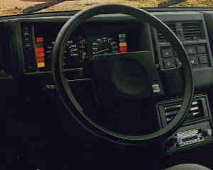 Intérieur Seat Ronda SX 1.6