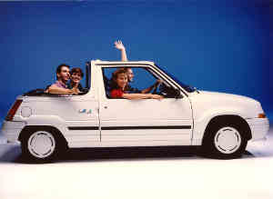 Renault Super 5 Belle Ile