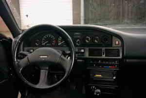 Plache de bord Toyota Corolla GTI 16S