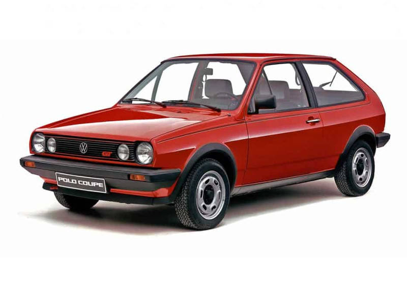 volkswagen polo gt 75 ch voitures youngtimers. Black Bedroom Furniture Sets. Home Design Ideas