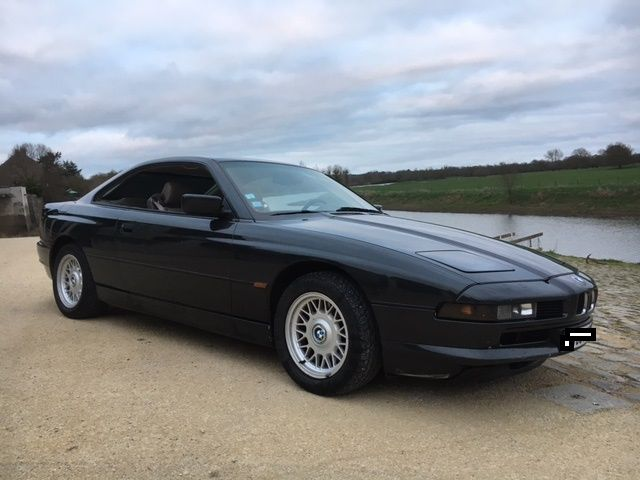 BMW 840 ci Automatique 1993