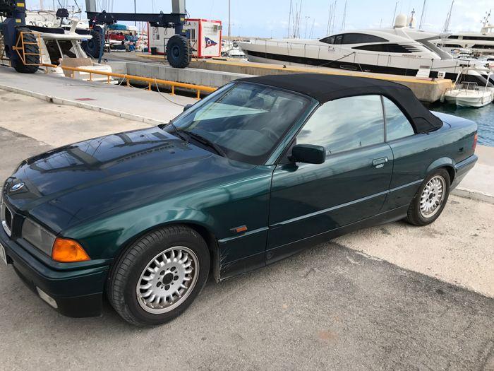 BMW 320 série 3 cabriolet 1991