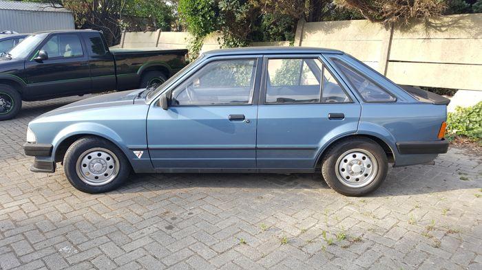 Ford Escort MK3 1.3 litres