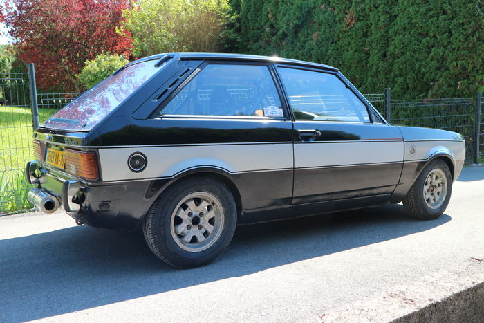 Talbot Lotus Sunbeam Groupe 1