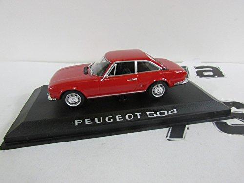 Miniature Peugeot 504 coupé