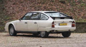 Citroën CX Concorde enchères