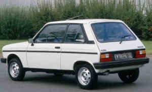 Citroën LNA Entreprise