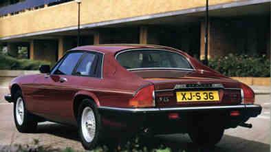 Jaguar XJ-S 3.6
