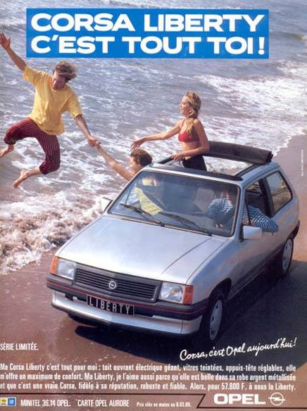 Opel Corsa Liberty