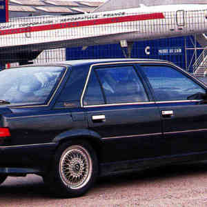 Renault 25 V6 et V6 Turbo BACCARA