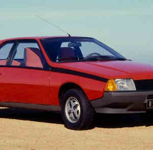 Renault Fuego TL et GTL