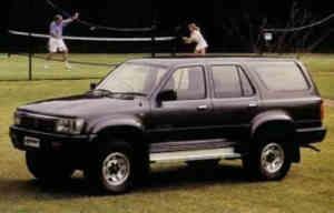 Toyota Runner V6 SR5