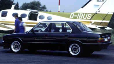 Alpina B9 E28 245 ch