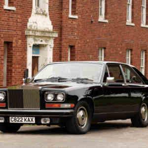Rolls-Royce Camargue II