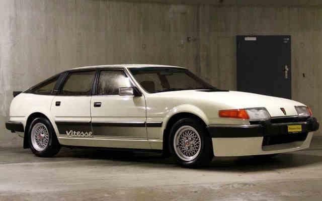 Rover Vitesse SD1