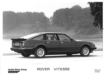 Rover Vitesse voiture youngtimer