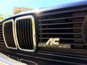 BMW M3 AC SCHNITZER S3