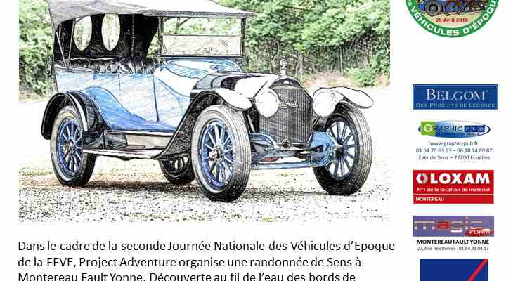 2ème randonnée La Fault Yonne