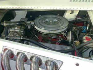 Desande Caprice V8 moteur