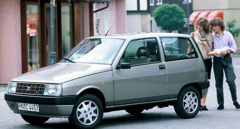 Autobianchi Lancia Y10