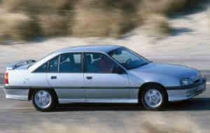 Opel Omega 24V youngtimer