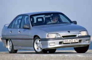Opel Omega 3000 24V youngtimer