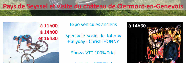 5ème Festival AUTO-MOTO RETRO de Lovagny