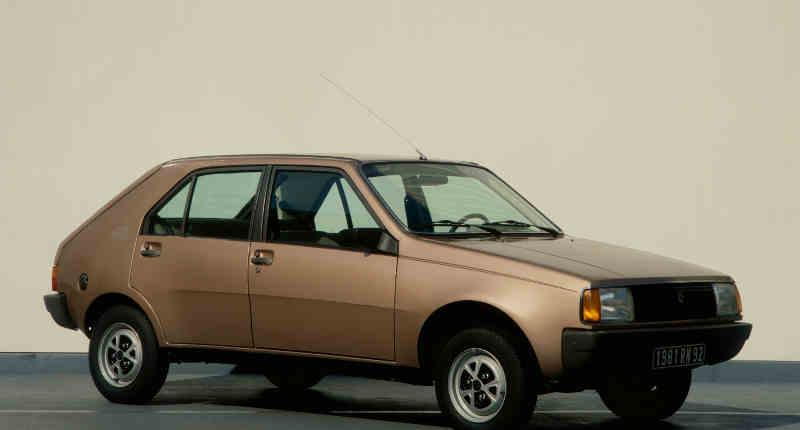 Renault 14 GTL