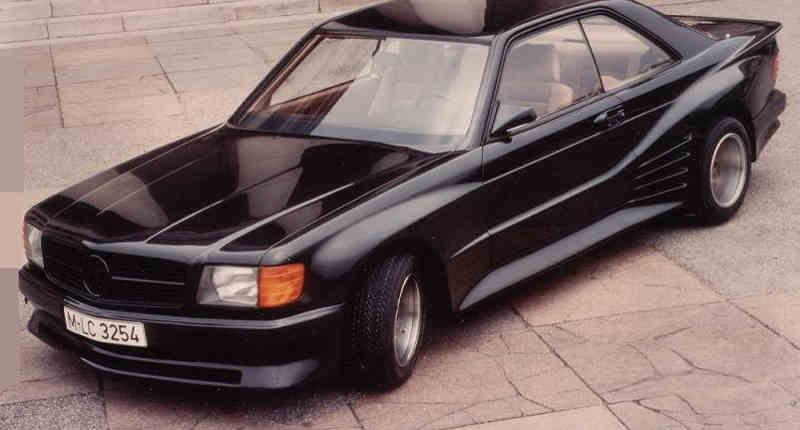 Koenig Mercedes 500 SEC