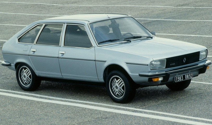 Renault 20 TX youngtimer
